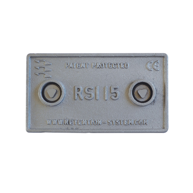 retention socket security cover