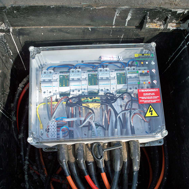 SIS Multi Underground | NAL Electrical Disconnection System