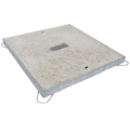 concrete infill cover
